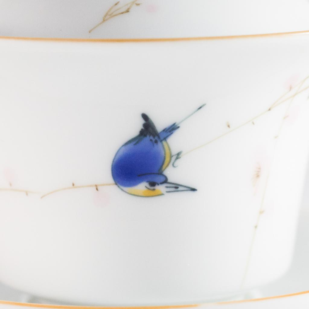 Porcelain Gaiwan #13, 120 ml.
