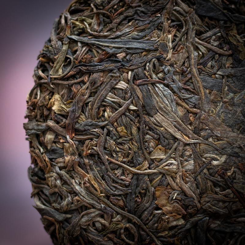 Sheng Puerh Madenga Leaf, old trees, 2019