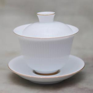 Porcelain Gaiwan #40, 150 ml.