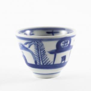 Porcelain Cup #40, 55 ml.