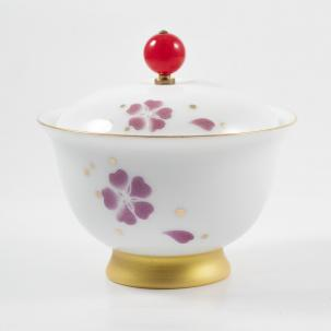 Porcelain gaiwan #16, 130 ml.