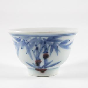 Porcelain Cup #41, 75ml.