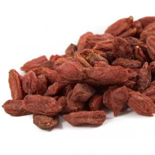 Goji berry, average size