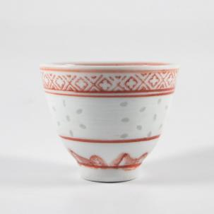 Porcelain Tea Cup #43, 55ml.