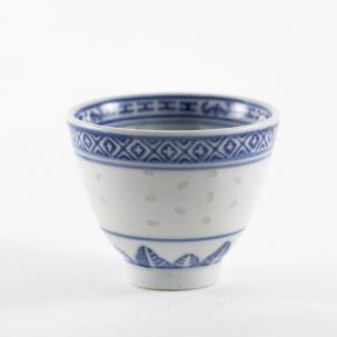 Porcelain Cup #39, 55 ml.