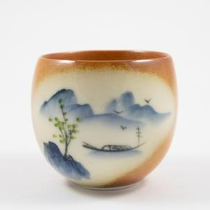 Ceramic Tea Cup #48, 120 ml., 1pcs in stock