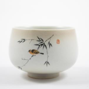 Ceramic Tea Cup #49, 140 ml., 1pcs in stock