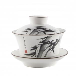 Porcelain Gaiwan #7, 115 ml.