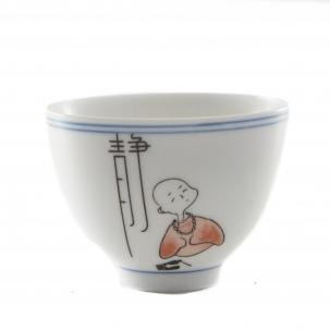Porcelain Cup #24, 60 ml.